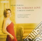 Purcell - Victorious Love - Songs cd musicale di Henry Purcell