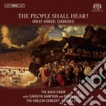 Handel- The People Shall Hear cd musicale di Handel