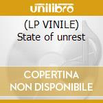 (LP VINILE) State of unrest lp vinile di Atlas losing grip