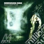 SILENT NIGHT FEVER cd musicale di Zero Dimension