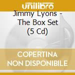 The box set (5 cd) cd musicale
