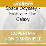 EMBRACE THE GALAXY cd musicale di ANDERSSON'S RICHARD SPACE ODYSSEY