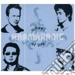 WHEEL OF LIFE cd musicale di KARMAKANIC