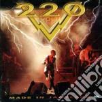 220 Volt - Made In Jamtland cd musicale di Volt 220