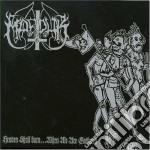 Marduk - Heaven Shall Burn cd musicale di MARDUK