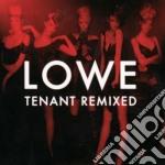 TENANT REMIXED                            cd musicale di LOWE
