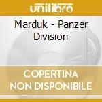 Marduk - Panzer Division cd musicale di MARDUK