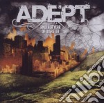 Adept - Another Year Of Disaster cd musicale di Adept
