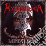 Hysterica - Metalwar cd musicale di HYSTERICA