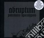 Abruptum - Protestates Apocalypsis cd musicale di Abruptum