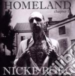 Nicke Borg Homeland - Chapter 1 cd musicale di Nicke Borg