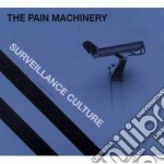 Pain Machinery - Surveillance Culture cd musicale di The Pain machinery