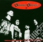 SPLIT cd musicale di Ten foot pole/satani