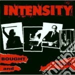BOUGHT AND SOLD cd musicale di INTENSITY