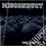 ONE LAST TRY cd musicale di MISCONDUCT