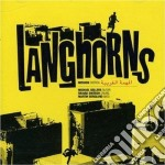 Langhorns - Mission Exotica cd musicale di LANGHORNS