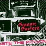 Satanic Surfers - Taste Of Poison cd musicale di Surfers Satanic