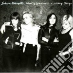 Sahara Hotnights - What If Leaving Is A Loving Thing cd musicale di Sahara Hotnights