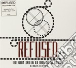 EP COMPILATION/Ristampa cd musicale di REFUSED