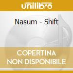 SHIFT cd musicale di NASUM