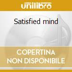 Satisfied mind cd musicale di Robert Gordon
