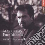 Mazurke cd musicale di Fryderyk Chopin