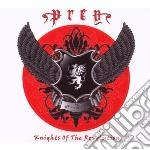 Prey - Knights Of The Revolutio cd musicale di Prey