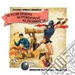Superuomini Superdonne Superbotte cd musicale di
