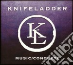 Knifeladder - Music/concrete cd musicale di KNIFELADDER