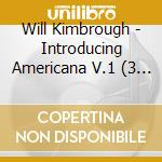 Introducing americana cd musicale di Will Kimbrough