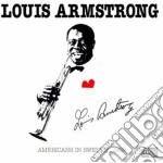 AMERICANS IN SWEDEN 1959                  cd musicale di Louis Armstrong