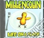 LIFE ON A PLATE cd musicale di MILLENCOLIN