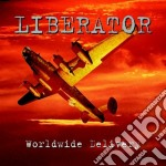 Liberator - Worldwide Delivery cd musicale di LIBERATOR