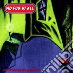 No Fun At All - No Straight Angles cd musicale di NO FUN AT ALL