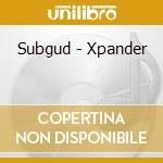 Xpander cd musicale
