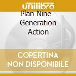 Generation action cd musicale