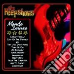 MONDO DELUXE cd musicale di PEEPSHOWS