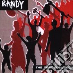 Randy - The Rest Is Silence cd musicale di RANDY