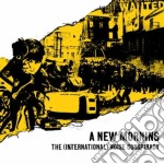 A NEW MORNING cd musicale di INTERNATIONAL NOISE CONSPIRACY