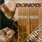 Donots - Pocketrock cd musicale di DONOTS