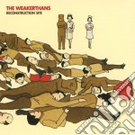RECONSTRUCTION SITE cd musicale di WEAKERTHANS (THE)