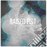 Raised Fist - Veil Of Ignorance cd musicale di Fist Raised