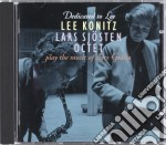 Lee Konitz & Lars Sjosten Octet - Ded.to Lee Plays L.gullin cd musicale