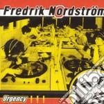 Fredrik Nordstrom - Urgency cd musicale