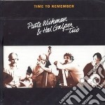 Putte Wickman & The Hal Garper Trio - Time To Remember cd musicale di WICKMAN / GARPER