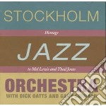 Stockholm Jazz Orchestra - Homage M.lewis Thad Jones cd musicale di STOCKOLM JAZZ ORCHES