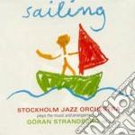Stockholm Jazz Orchestra - Plays Goran Strandberg V2 cd musicale di STOCKHOLM JAZZ ORCHE