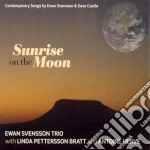 Ewan Svensson Trio - Sunrise On The Moon cd musicale di Ewan svensson trio