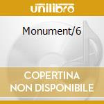 MONUMENT/6                                cd musicale di Artisti Vari