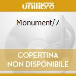 Monument/7 cd musicale